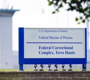 Michael Rudkin died Tuesday, a day after he was beaten in an altercation with another inmate at USP Terre Haute, a high-security penitentiary in Indiana.