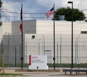 CoreCivic, which operates Leavenworth Detention Center, described its critics' claims as