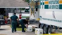 Sheriff: Suspect in Fla. family massacre was delusional