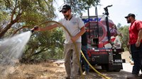 Fire retardant could be 'game-changer' in fighting wildfires