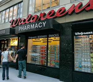 Walgreens says it will close five more stores in San Francisco next month because of organized retail theft.