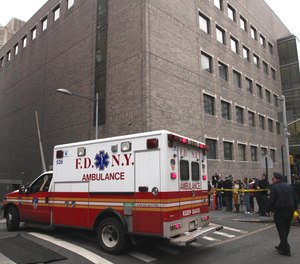 FDNY EMS Local 2507 President Oren Barzilay has released a statement responding to the city's plan to send EMS providers and mental health professionals to some mental health crisis calls instead of police.