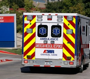 As EMS providers, duty has been interpreted by courts to mean responding to calls in an expeditious, but safe, manner; performing a thorough assessment of both the patient and the situation; providing the appropriate treatment; and transporting to an appropriate receiving facility when transport is warranted. (AP Photo/Brandon Wade)