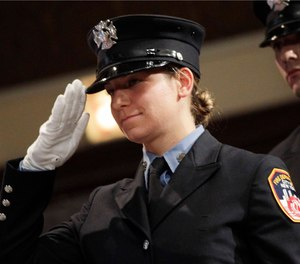 While fires certainly don't discriminate by gender, sex, age or race, there are important differences within the firefighter ranks.
