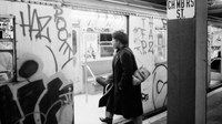 Fix broken windows, both the concept and on the subway