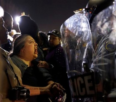 Ferguson after-action report: Have lessons learned been applied?