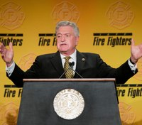 IAFF internal review finds no financial misconduct by president; FBI probe ongoing