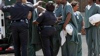 Implementing scenario-based prisoner transport training