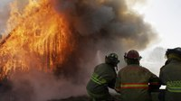 Fire training simulators: Reviewing options for firefighter training