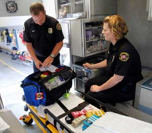 """Dr. Williams, an internationally renowned improvement science expert as well as a self-described """"recovering paramedic,"""" discussed quality improvement and patient safety during his keynote address at the 2020 NAEMSP Annual Meeting. (AP Photo/Don Ryan)"""