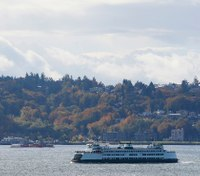 Authorities: Fruitcake package temporarily halts Seattle ferry service