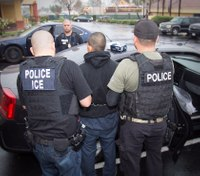 ICE arrests hundreds around the nation