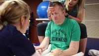 La. deputy injured in Baton Rouge ambush may lose insurance for rehab