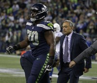 Seahawks' coach praises paramedics who treated injured player