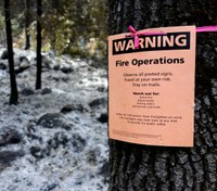 Stopping the forward spread: COVID-19's impact on wildfire preparation