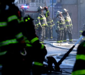 As veteran firefighters understand, young firefighters need to learn from these mistakes and quickly put them in the past. (AP Photo/Seth Wenig)
