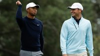 Fighting fire with dad, playing golf with Tiger: Matt Parziale's big year