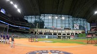 Dugout paramedic struck by foul ball sues Astros