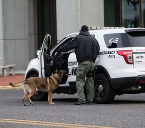 The first step of procuring K-9 equipment is to ascertain what the end use of the team will be.