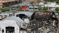 Fire Dept.: Gas explosion that leveled building was accident