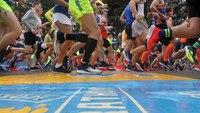 Firefighter runs marathon,raises $15K for firefighter cancer charity