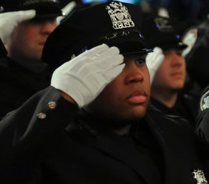 The law enforcement profession is a noble endeavor, overwhelmingly led and staffed by men and women of high moral character. (AP Photo/Bebeto Matthews)