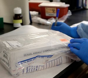 In the first year of the Idaho Sexual Assault Kit Initiative, the ISP lab saw an increase of 107% in DNA cases because both new and backlogged sexual assault kits were being sent in. (AP Photo/Pat Sullivan, File)