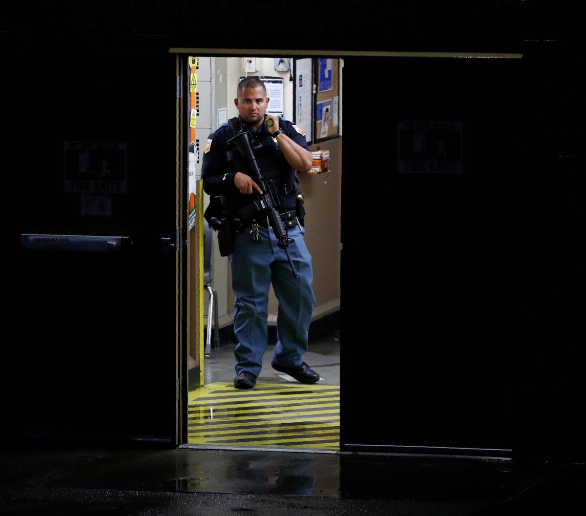active shooter el paso tx