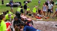 6 injured after lightning strikes during PGA Tour Championship in Atlanta