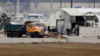 2 firefighters injured in Conn. WWII-era plane crash