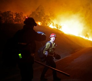 The fire service is made for generalists – those people who have a wide range of knowledge about a large number of things rather than a very deep specialized knowledge of only a few things. (AP Photo/Marcio Jose Sanchez)