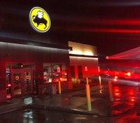 Buffalo Wild Wings inhalant response: Making on-scene resource decisions