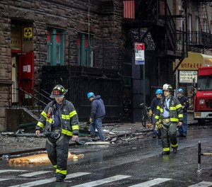 Fire service leaders should consider how firefighting culture impacts every firefighter who steps foot on the apparatus. (AP Photo/Bebeto Matthews)