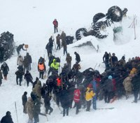 Firefighters, rescuers killed in avalanche in Turkey