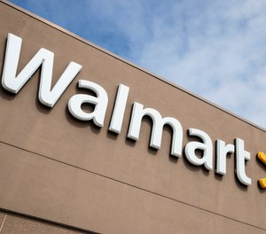 A Missouri woman gave birth in the toilet paper aisle at a Walmart with the help of firefighters and a labor nurse who happened to be in the store. (AP Photo/Matt Rourke)