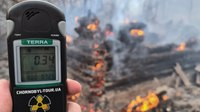 1,200+ firefighters battle persistent Chernobyl fires amid radiation concerns