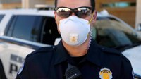 PPE considerations for law enforcement during the COVID-19 pandemic