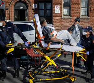 The National EMS Assessment provides answers on who, how and with what, and this gives an indicator to the size and complexity of our national EMS delivery system. (Photo/AP)
