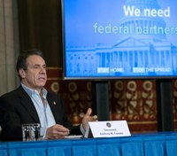 Gov. Cuomo calls for 50% hazard pay for frontline workers