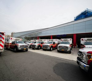 Nearly 3,000 FDNY members, or nearly 24% of the department, have contracted COVID-19, according to the Uniformed Firefighters Association. About half of those who tested positive for the virus have recovered and returned to work.