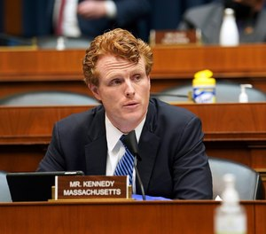 U.S. Rep. Joe Kennedyis vying for theseat occupied by Sen. Ed Markey,andpolls currently reflect a tight race.