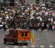 Scene safety and responding to civil unrest