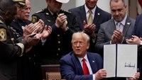Analysis: Trump's take on police reform
