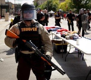 The use of less-lethal devices by police during protests and riots is attracting a lot of attention from legislators, the media and the public.
