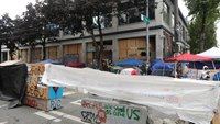 Mother of man killed in Seattle protest zone files wrongful-death claim