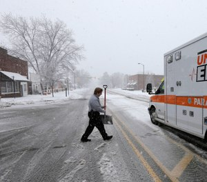How we act, as EMS providers, and what we allow ourselves to believe has the potential to make the hours we work during the holiday season far more than time spent making money. (AP Photo/Chuck Burton)