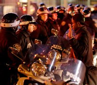 Officer in Eric Garner death to face disciplinary proceeding