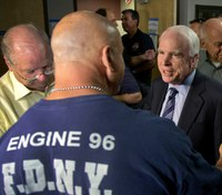 One year later: The loss of Sen. John McCain, friend of the fire service