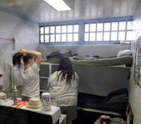 Cross-gender supervision: The inmate perspective