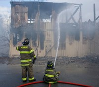 Commercial fireground tactics require preplanning